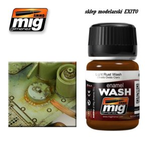 AMMO MIG 1004 - Light Rust Wash