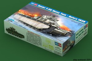 HOBBY BOSS 83842 - 1:35 Soviet T-35 Heavy Tank - Before 1938