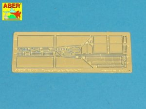 ABER 72A06 - 1:72 Turret skirts for PzKpfw IV