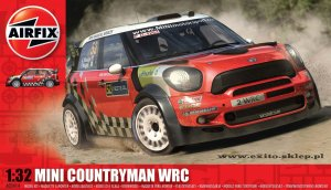 AIRFIX 03414 - 1:32 Mini Countryman WRC