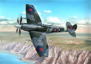 SPECIAL HOBBY 48107 - 1:48 Supermarine Spitfire Mk.XII - Low Altitude Fighters