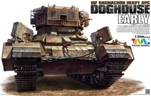 TIGER MODEL 4624 - 1:35 IDF Nagmachon Heavy APC Doghouse Early