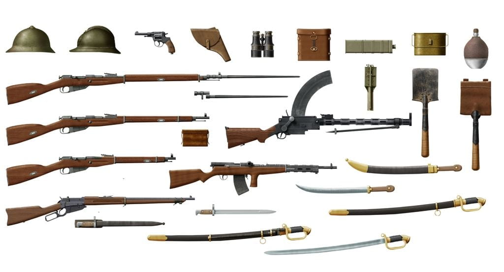 types of weapon and communication used in world war i What weapons were used during world war one there were major developments in weapons and communication technology during world war one new weapons and new ways to communicate were introduced that changed the way war was fought.